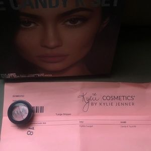Kylie Kyshadow CANDY K Nwob AUTHENTIC